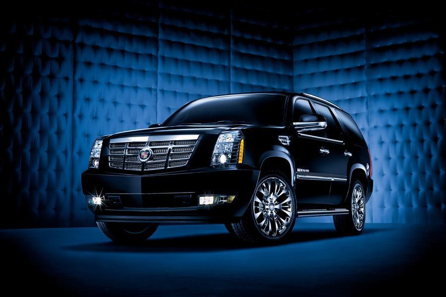 2011 Cadillac Escalade Photo 1 of 20