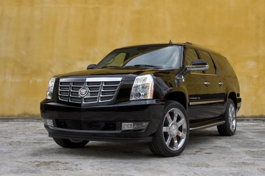 2011 Cadillac Escalade ESV Photo 1 of 7