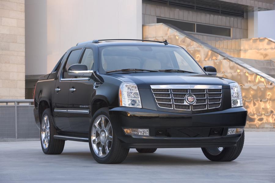 2011 Cadillac Escalade EXT Photo 1 of 6