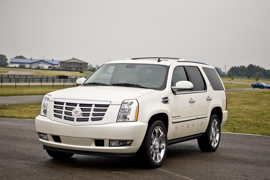 2011 Cadillac Escalade Hybrid Photo 1 of 20