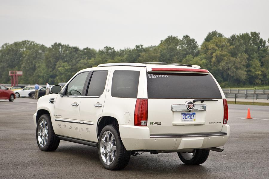 2011 Cadillac Escalade Hybrid Photo 4 of 20