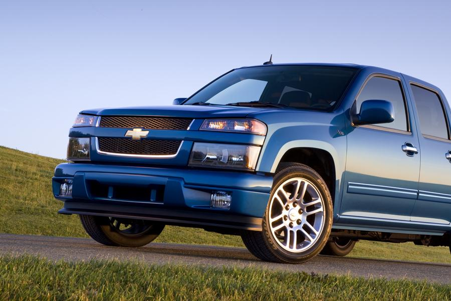 2011 Chevrolet Colorado Specs, Pictures, Trims, Colors ...