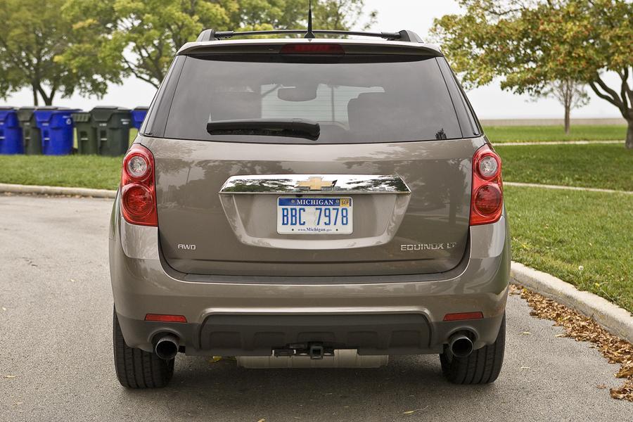 2011 Chevrolet Equinox Photo 5 of 20
