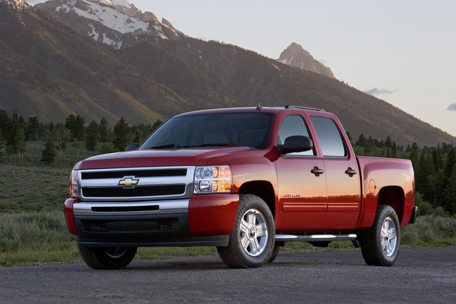 2011 Chevrolet Silverado 1500 Photo 1 of 21