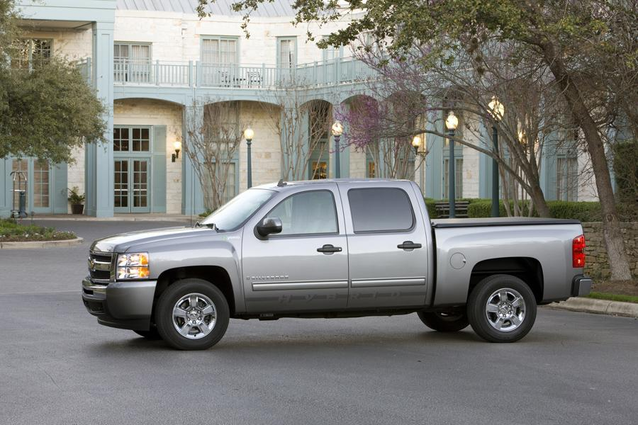 2011 Chevrolet Silverado 1500 Hybrid Photo 3 of 20