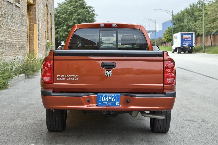 on 1997 Dodge Dakota Mpg