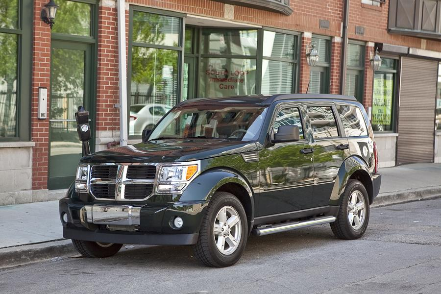 Dodge Nitro Sport Utility Models Price Specs Reviews Cars Com