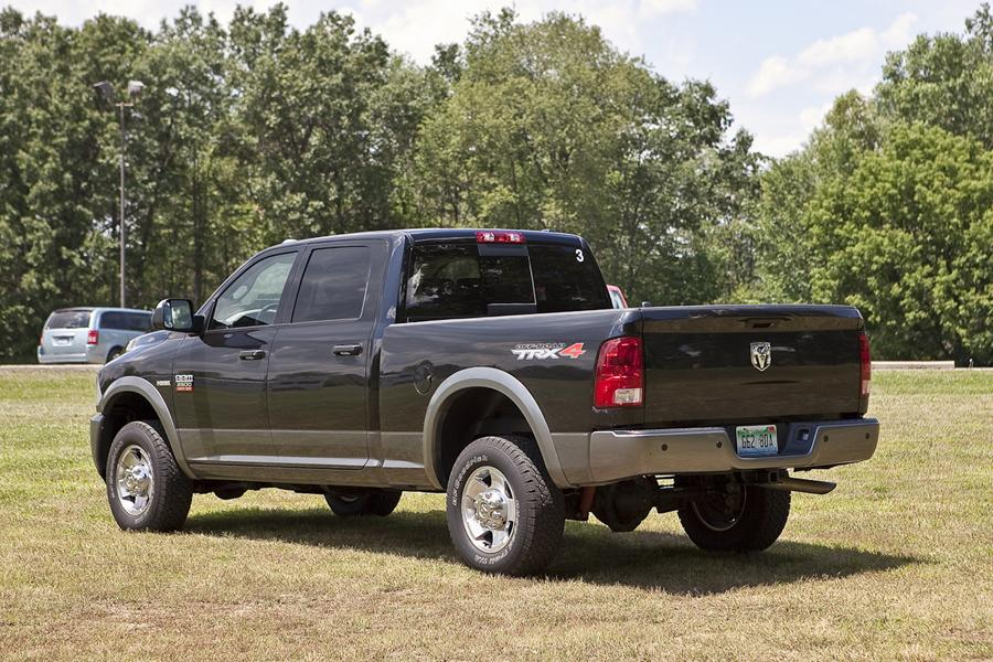 2011 Dodge Ram 2500 Photo 4 of 20