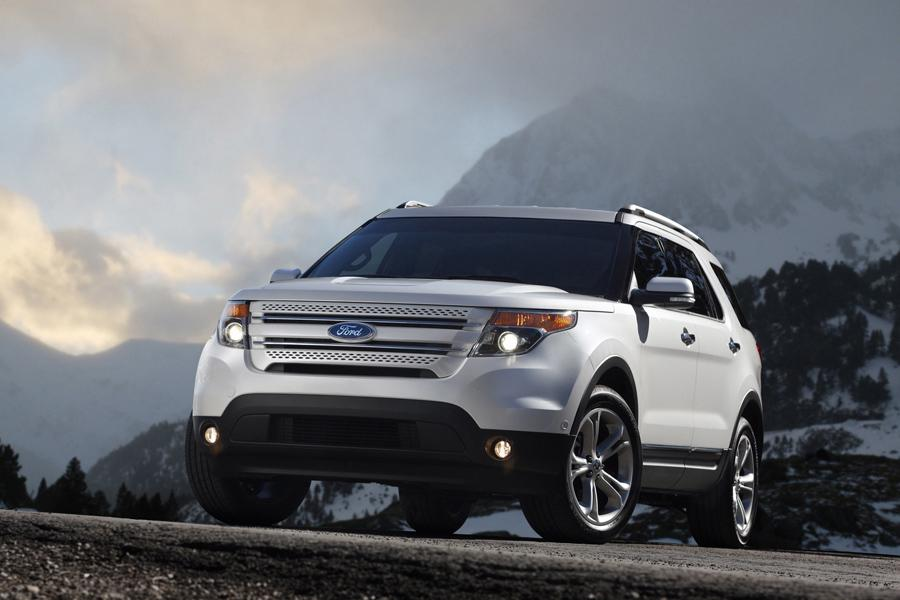2011 Ford Explorer Photo 1 of 20