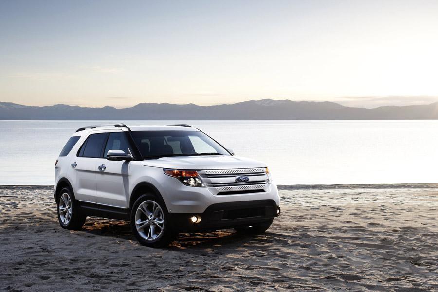 2011 Ford Explorer Overview  Carscom
