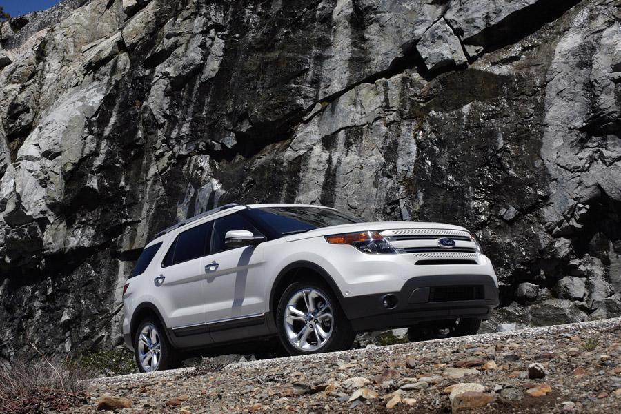 2011 Ford Explorer Photo 4 of 20