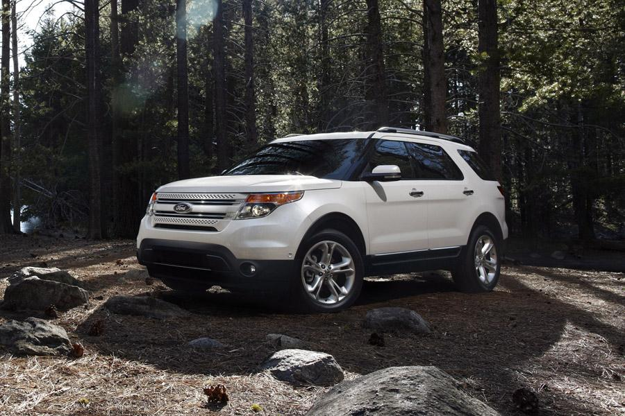 2011 Ford Explorer Photo 5 of 20