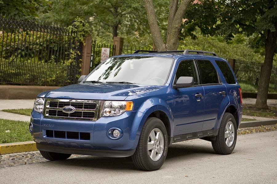 2011 Ford Escape Overview Cars Com