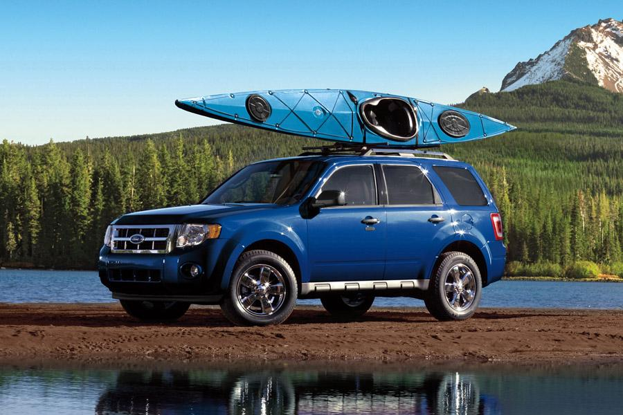 2011 Ford Escape Overview  Carscom
