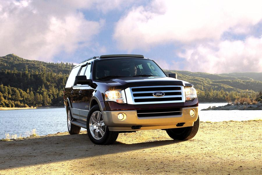 2011 Ford Expedition EL Photo 4 of 20