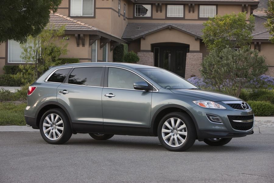 2011 Mazda Cx 9 Overview Cars Com