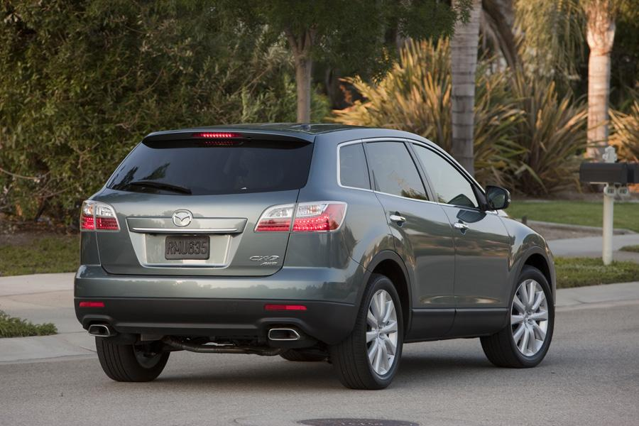 2011 mazda cx 9 reviews specs and prices. Black Bedroom Furniture Sets. Home Design Ideas
