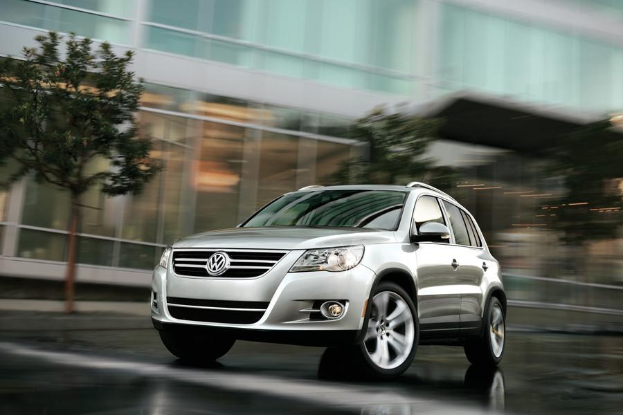 2011 Volkswagen Tiguan Photo 3 of 20