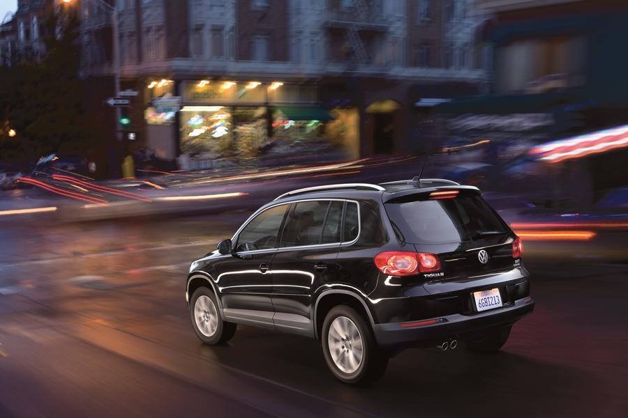 2011 Volkswagen Tiguan Photo 5 of 20