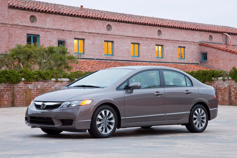 2011 Honda Civic Overview Cars Com