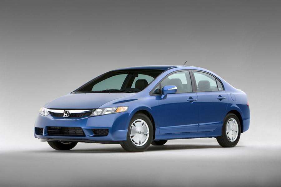 2011 Honda Civic Hybrid Photo 2 of 20