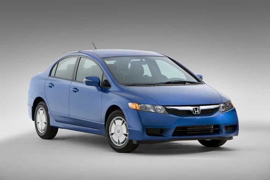 2011 Honda Civic Hybrid Photo 4 of 20