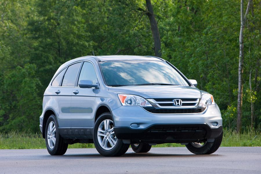 2011 Honda Cr V Overview Cars Com