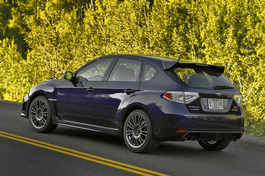 2011 Subaru Impreza Wrx Sti Specs Pictures Trims Colors