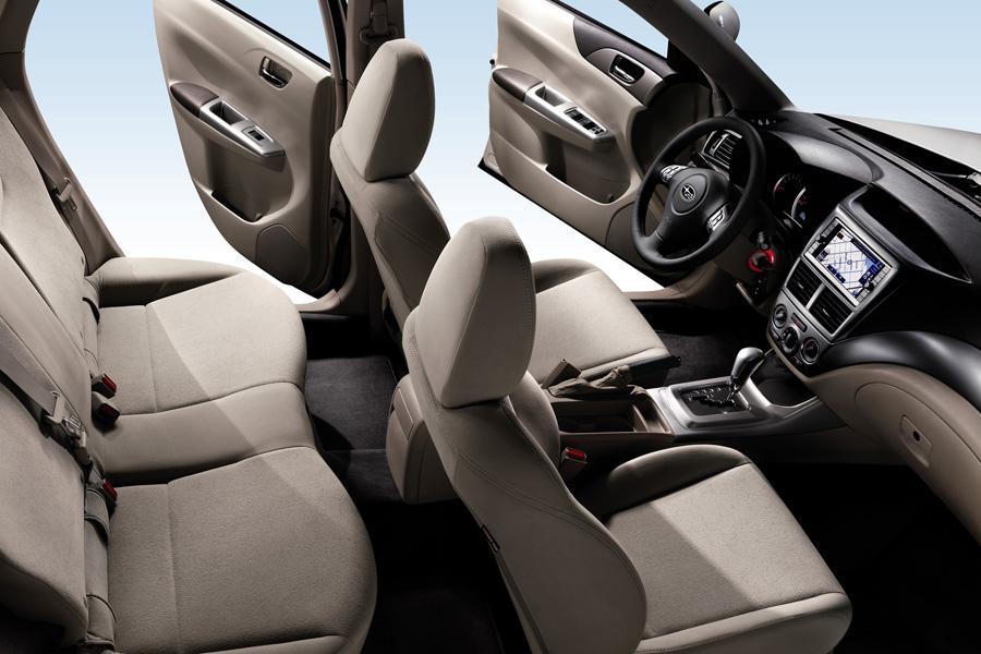 2011 Subaru Impreza Outback Sport Photo 5 of 5
