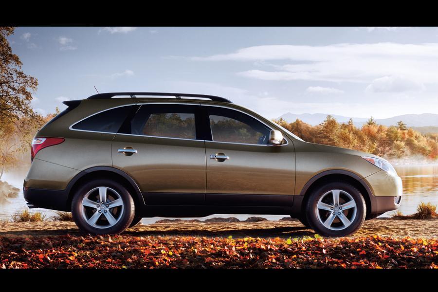 2011 Hyundai Veracruz Photo 5 of 14