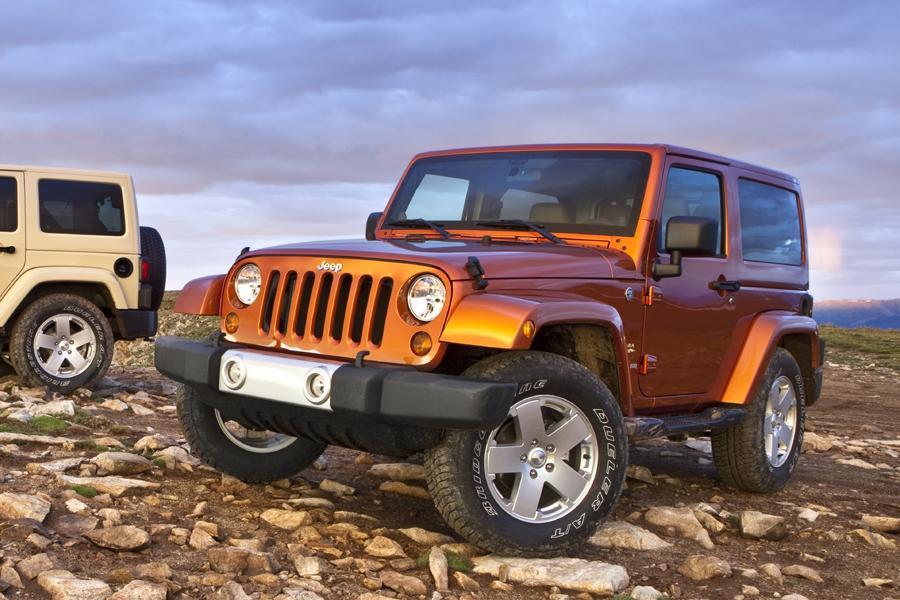 2011 Jeep Wrangler Photo 1 of 20