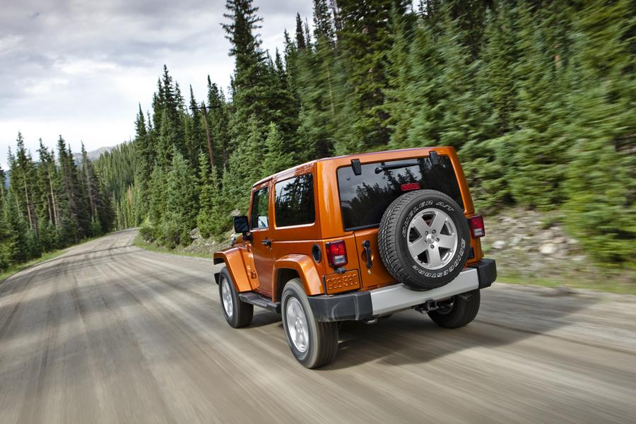 2011 Jeep Wrangler Photo 3 of 20