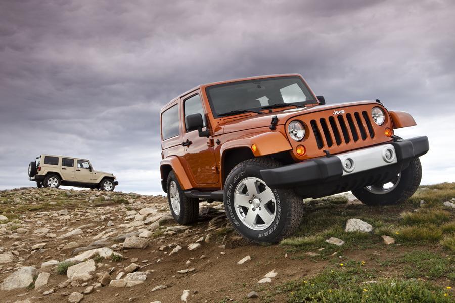 2011 Jeep Wrangler Photo 5 of 20