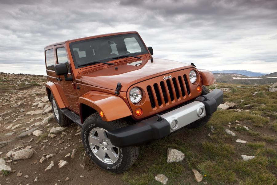 2011 Jeep Wrangler Photo 6 of 20
