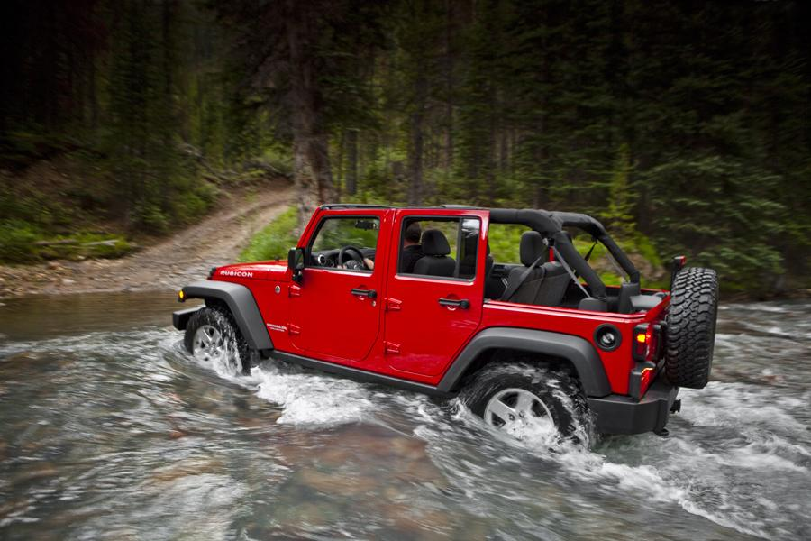 2011 Jeep Wrangler Unlimited Photo 6 of 20
