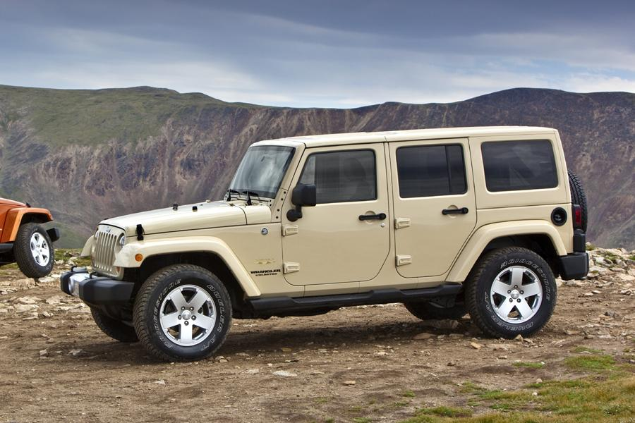 2011 Jeep Wrangler Unlimited Specs Pictures Trims