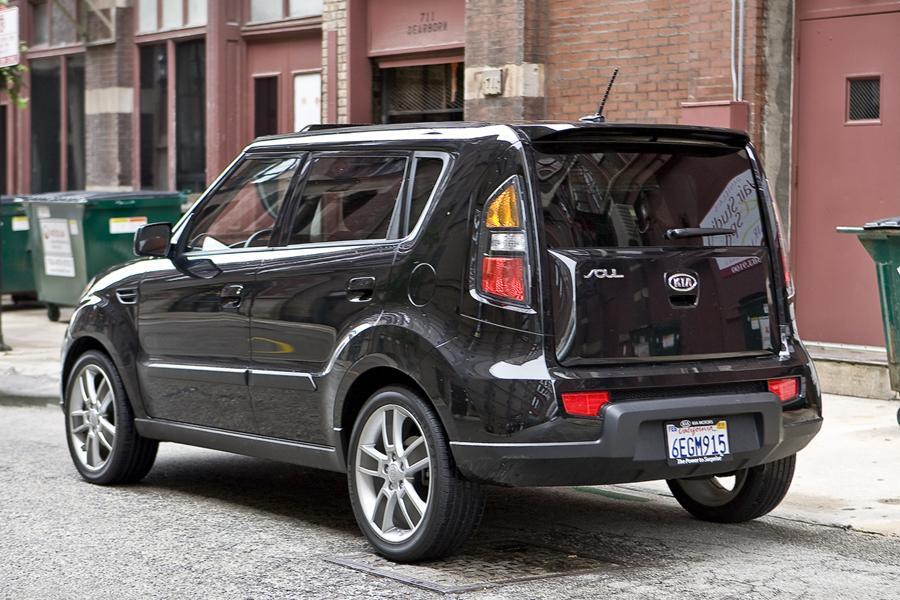 Kia Soul Colors >> 2011 Kia Soul Specs, Pictures, Trims, Colors || Cars.com