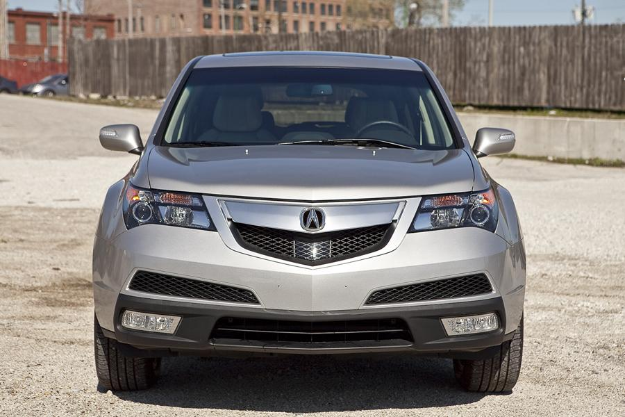 Powertrain Warranty Coverage >> 2011 Acura MDX Specs, Pictures, Trims, Colors || Cars.com