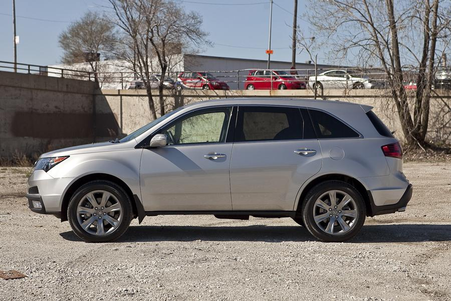 2011 Acura Mdx Overview Cars Com
