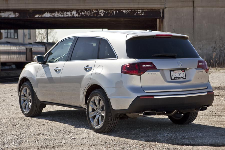 2011 Acura MDX Overview | Cars.com