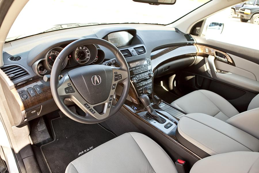 2011 Acura Mdx Specs Pictures Trims Colors Cars Com