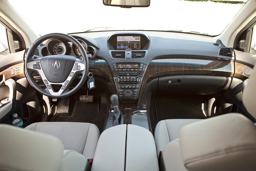 2006 Acura Mdx Reviews >> 2011 Acura MDX Specs, Pictures, Trims, Colors || Cars.com