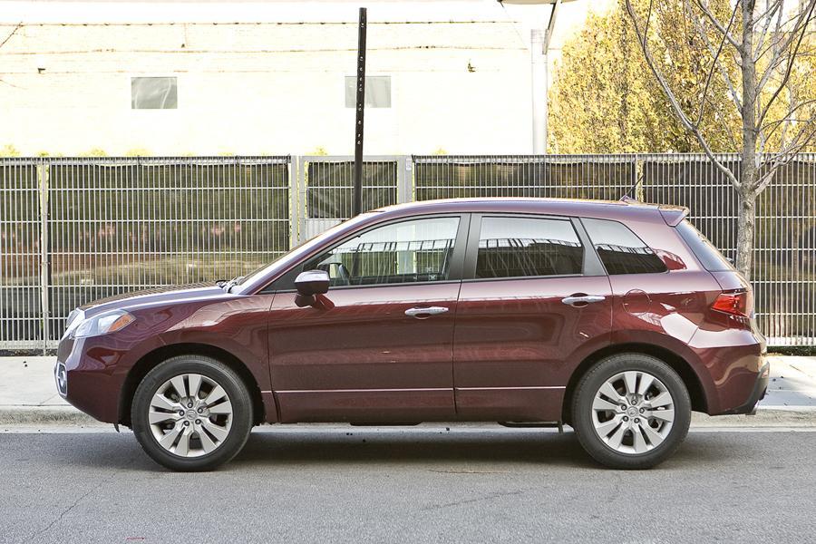 2011 Acura RDX Photo 3 of 20