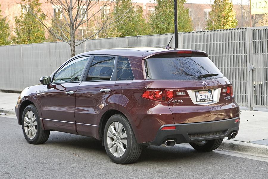 2011 Acura Rdx Overview Cars Com
