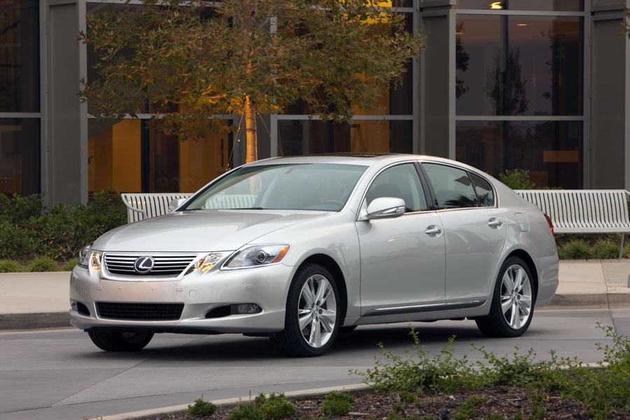 2011 Lexus GS 450h Photo 1 of 20