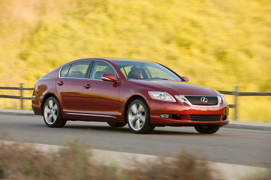 lexus gs 460 sedan models price specs reviews carscom