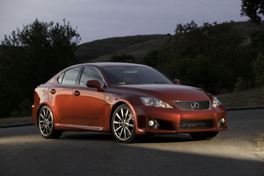 2011 Lexus IS-F Photo 2 of 20