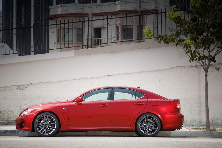 2011 Lexus IS-F Photo 3 of 20