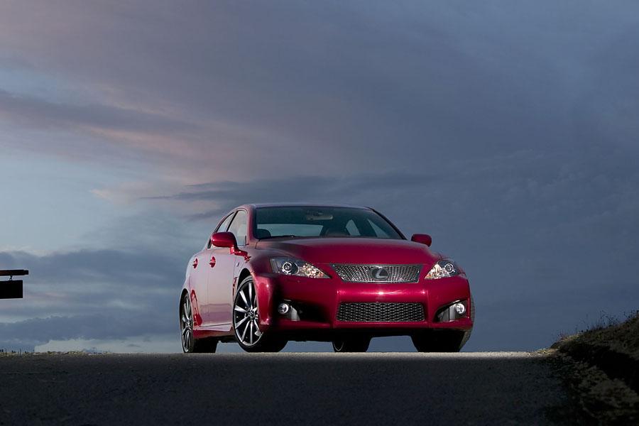 2011 Lexus IS-F Photo 4 of 20