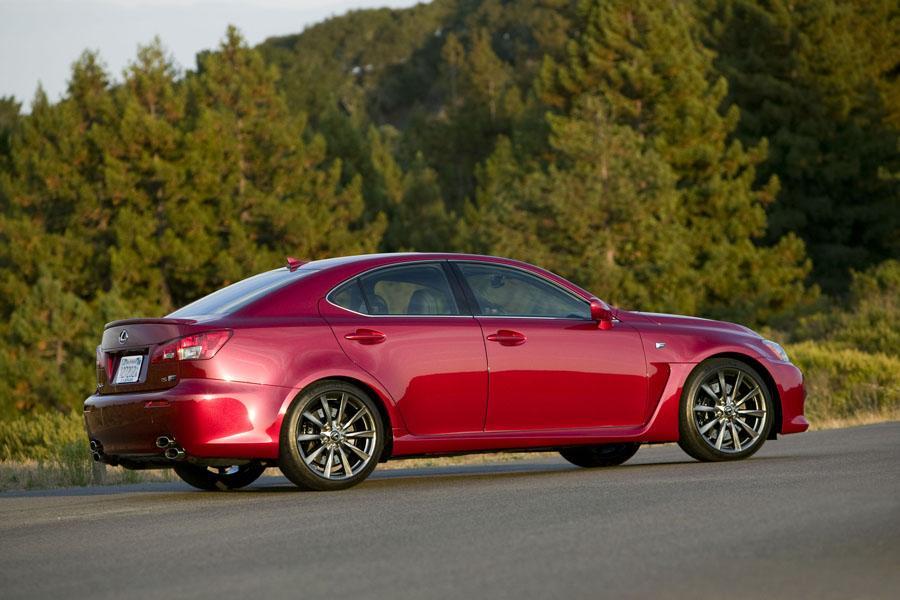 2011 Lexus IS-F Photo 5 of 20